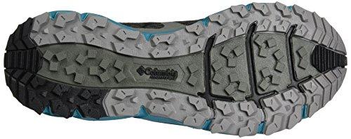 Negro Dark Running Level Mujer para Ii Asfalto Caldorado para Grey Zapatillas Columbia Outdry de Sea Pv6HwZ