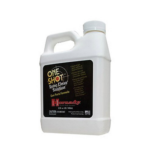 Hornady 0433609 Lock-N-Load Sonic Gun Parts Cleaner Solution, Quart