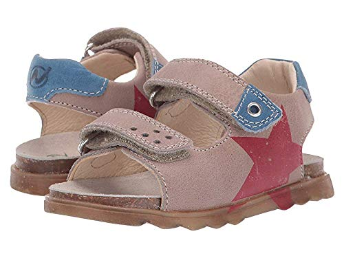 Naturino Baby Girl's Asama SS19 (Toddler/Little Kid) Tan Multi 24 M EU