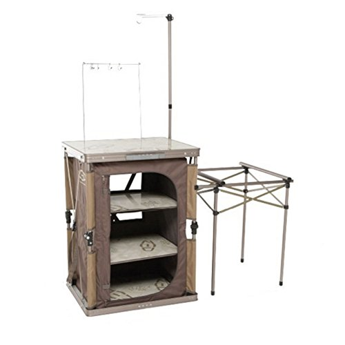[ZED Korea ZED Cabinet Kitchen Table / Camping Cabinet / Outdoor Cabinet / Sports Cabinet] (70s Jewellery Disco)