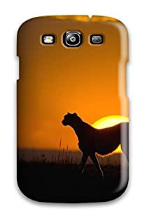 Frances T Ferguson GUpaEtd8021xdKEp Case For Galaxy S3 With Nice Cheetah Appearance