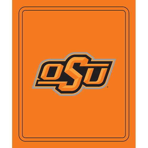Fleece Oklahoma State Cowboys Blanket - 6