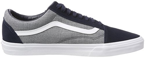Vans Old Skool, Scarpe Running Unisex-Adulto Blu (Suiting)