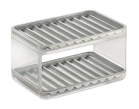 InterDesign Forma Kitchen Sink Sponge and Scrubber