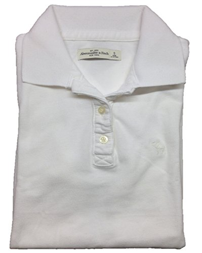 abercrombie-and-fitch-womens-polo-shirt-large-white