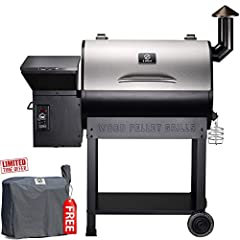 About Z GRILLS: We're a U.S-based brand that has been making high-quality grills and smokers for more than 30 years. With warehouses in Los Angeles, California and Atlanta, Georgia, we've exported top-of-the-line products to Europe and all ar...