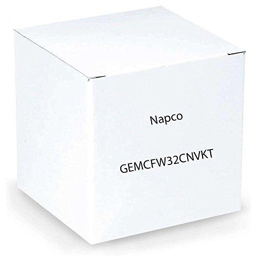 GEMC-FW-32CNVKT NAPCO GEM-C 32 Zone Conventional Commercial Fire Alarm Panel Kit