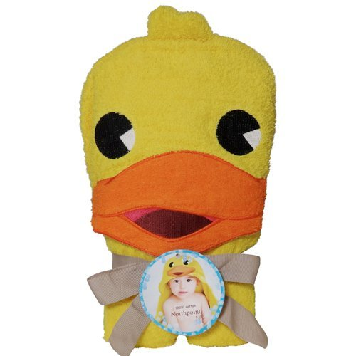 Lucky BEBE Kids 100% Cotton Animal Character Towels