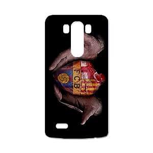 F.C.B Diseño Case for LG G3White Custom Phone Case