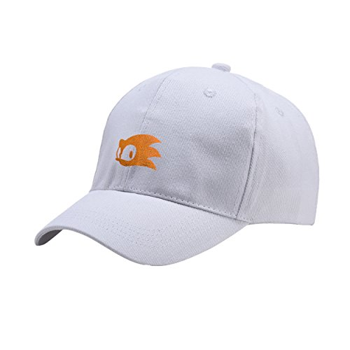 Sonic The Hedgehog Logo Head Orange White Peaked Hat Embroidered Logo Adjustable Fish Cap Buy Online In Mongolia Htos Products In Mongolia See Prices Reviews And Free Delivery Over 190 000 Desertcart