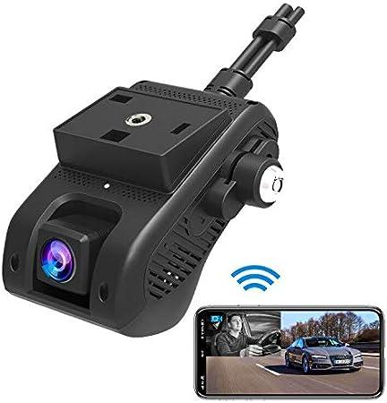 3g Wifi Dual Dashcam Lncoon Autokamera 1080p Full Hd Elektronik
