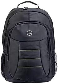 JP Dell Black Laptop Backpack