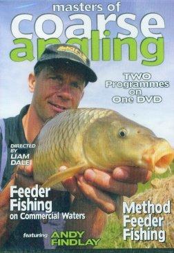Masters Of Coarse Angling: Feeder Fishing & Method Feeder Fishing
