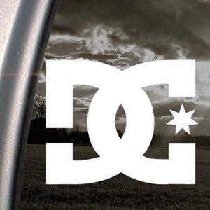 Pegatina para coche con el logo de DC Ritrama