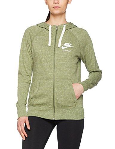 Nike Gym Vintage Damer Sweatshirt Med Hætte Grøn (grøn Palme / Sejl) cFUZGeOA