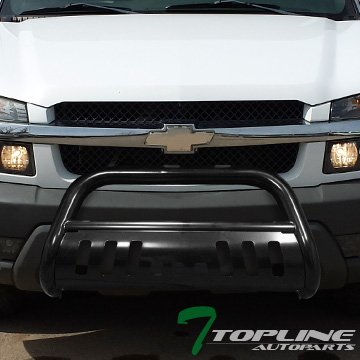 01 chevy silverado bull bar - 9