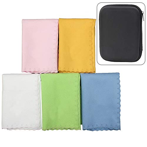 Luvay 5pcs Microfiber Polishing ...