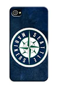 iphone 5 5s Protective Case,Best Love Baseball iphone 5 5s Case/Seattle Mariners Designed iphone 5 5s Hard Case/Mlb Hard Case Cover Skin for iphone 5 5s