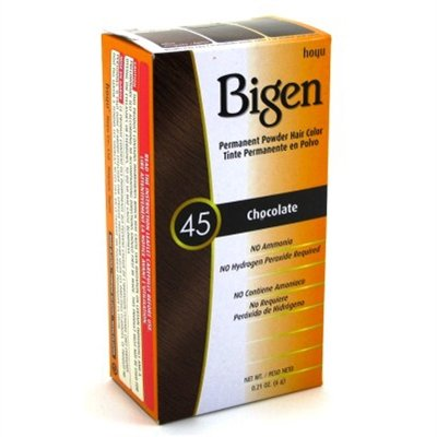 Bigen Powder Hair Color, Chocolate