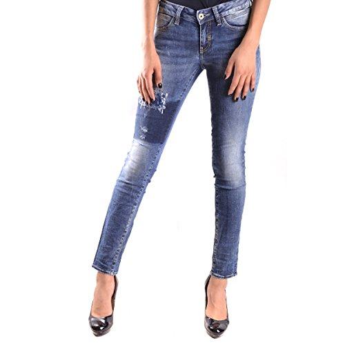 Meltin'Pot - Jeans MAIA D2040-PE431 para mujer, estilo slim Azul