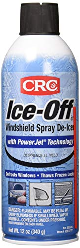CRC 125-05346-3 Blue & White 3-Pack Windshield DeIcer (Truck Window And Cap Brush)