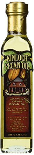 Pecan Oil (Kinloch Plantation Products Pecan Oil,Two (2) 250 ML Bottles)