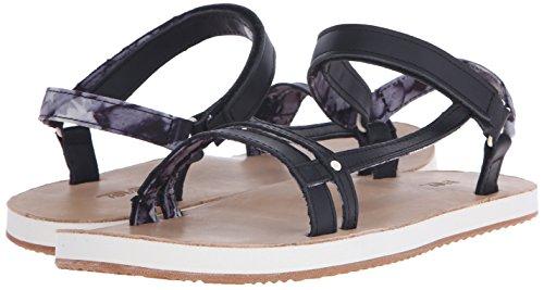 Sandal Teva Universal Women's Slim Black qqT4OtA