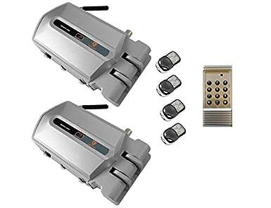 Golden Shield - Controla Dos cerraduras electrónicas ...