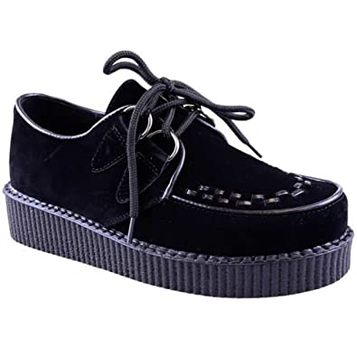 Les Creepers Fabuleux De Chaussures À Lacets 9x8YcIj8
