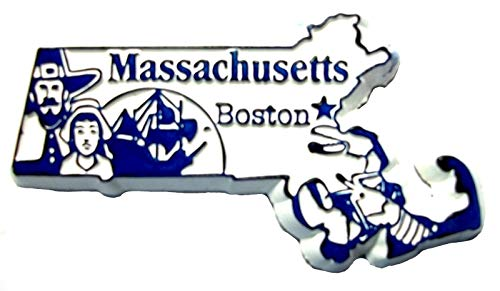 Massachusetts Boston Fridge ()
