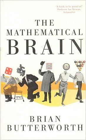 Book The Mathematical Brain by Brian Butterworth (2000-03-24)