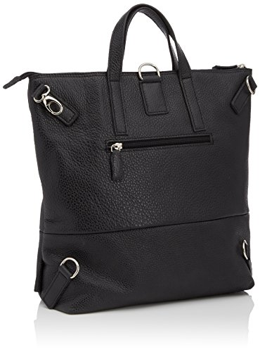 Jost Vika Shoulder Bag Xs - Bolso mujer negro - negro