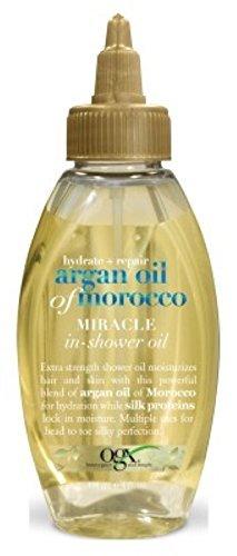 Ogx Argan Oil Of Morocco Miracle In-Shower Oil 4oz by (ogx) Organix