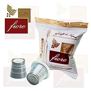 2000 Capsule Caffè fiore misela Belen Alta Qualità con maggiore percenutale di Arabica compatibili cialde caffè Nespresso