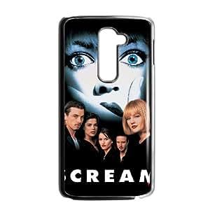 Scream LG G2 Cell Phone Case Black 05Go-372839