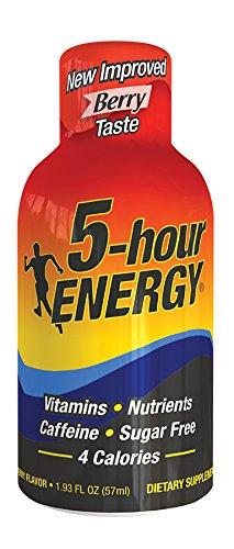 5 heures Energy, Berry, comte de 12