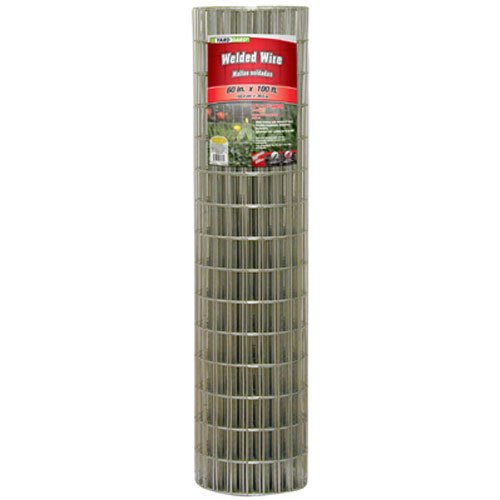 Mat Midwest 308313B 4-by-2-Inch Mesh 14 Gauge Welded Mesh Fence