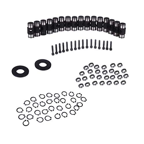 Flameer Auto Car Engine Rocker Arm Trunion Kit with Big Clip for 5.3L 6.0L 6.2L 7.0L LS1 LS3 by Flameer (Image #10)