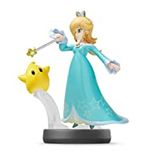 Rosalina & Luma amiibo - Wii Super Smash Bros. Series Edition
