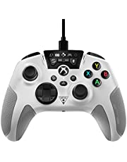 $59 » Turtle Beach Recon Wired Game Controller with Enhanced Audio Features - White - Xbox Series X