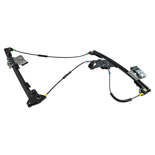 (Power Window Regulator Passenger Side Right for 95-02 VW Cabrio Golf Convertible)