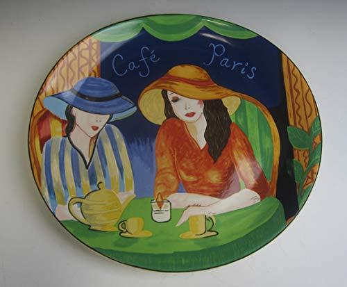 Sango China CAFE PARIS Dinner Plate(s) VERY GOOD
