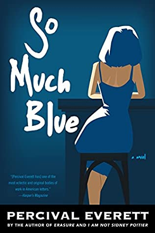 book cover of So Much Blue