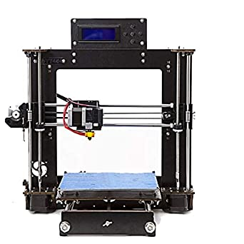 Amazon.com: Impresora 3D, Wintinten Prusa I3 3D Printer Pro ...