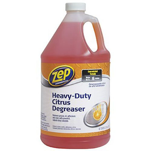 Enforcer ZUCIT128 128-Ounce Zep Heavy-Duty Citrus Degreaser Refill