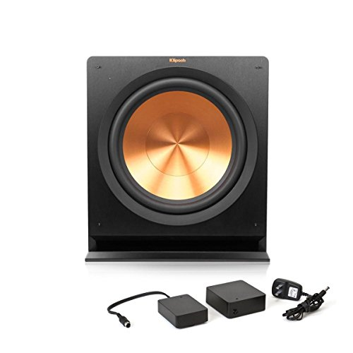 Klipsch R115SW and WA2 Kit Subwoofer and Wireless Kit by Klipsch