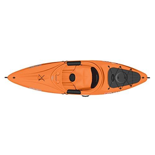 Sun dolphin aruba ss 10 foot sit in kayak import it all for Sun dolphin fishing kayak accessories