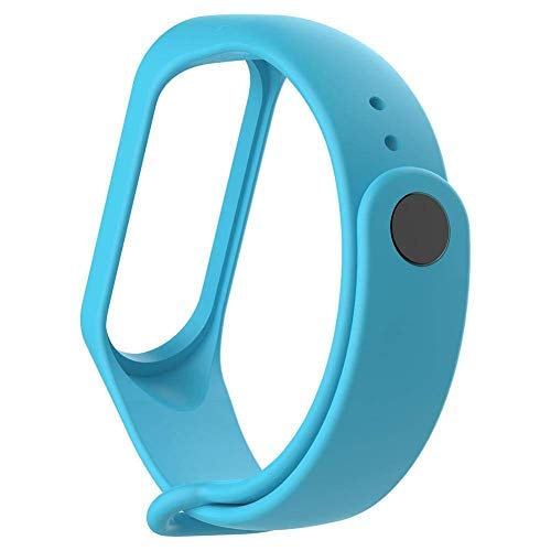 HUMBLE Band Strap for Xiaomi Mi Band 3(Device not Included)-LIGHTBLUE (B07JH8D6PH) Amazon Price History, Amazon Price Tracker