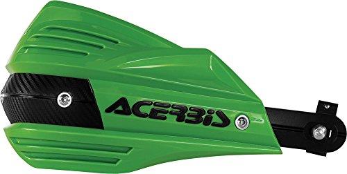 Acerbis X-Factor Handguards (Green) ()