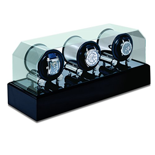 Orbita Futura Black Watchwinder 3